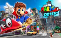 Super Mario Odyssey Test
